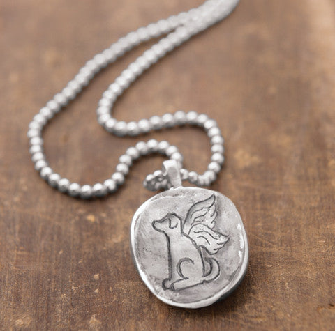Doggie Angel - Necklace