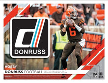 Load image into Gallery viewer, 2019 Panini Donruss Football Hobby Box