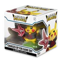 Load image into Gallery viewer, A Day with Pikachu: Charged Up for Game Day Figure by Funko