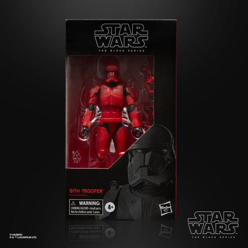 Hasbro Black Series Sith Trooper PRE ORDER ONLY