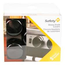 Safety First Stove Knobs