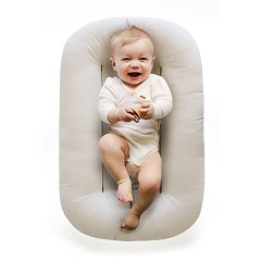Snuggle Me Bare Infant Lounger