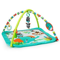 Bright Stars Zig Zag Safari Activity Gym