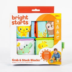 Bright Stars Grab & Stack Blocks