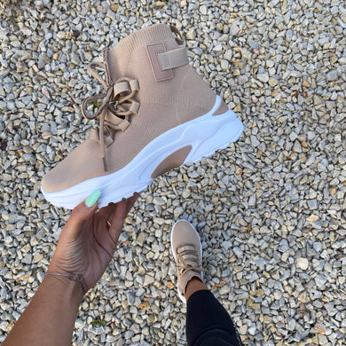 Chaussures pour femmes nude - LYJA