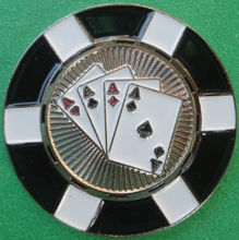 4 Aces Poker Chip Ball Marker product pic 3