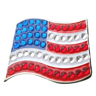 American Flag Ball Marker main pic