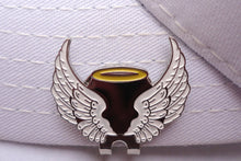 Angel Wings Ball Marker hat brim pic 2