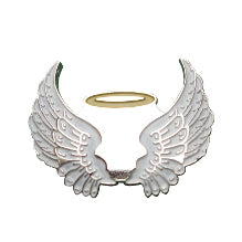 Angel Wings Ball Marker main pic