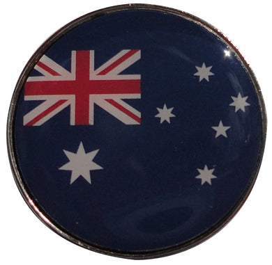 Australian Flag Ball Marker main pic