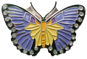 Purple Butterfly Ball Marker product pic 1