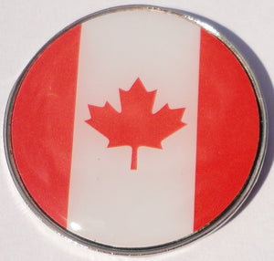 Canadian Flag Ball Marker product pic 2