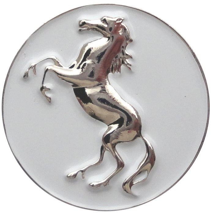 Chrome Stallion Ball Marker product pic 1