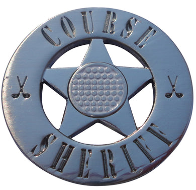 Course Sheriff Ball Marker product pic 2