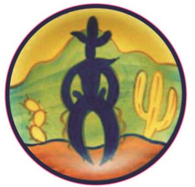 Cowboy Art Ball Marker main pic