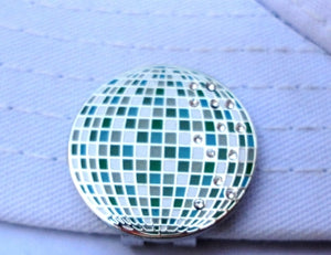 Disco Ball Marker hat pic 1