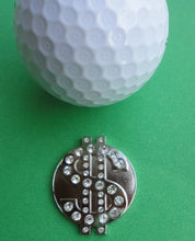 Dollar Sign Ball Marker golf ball pic