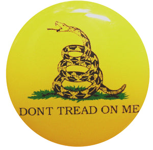 Don't Tread on Me Ball Marker product pic 2