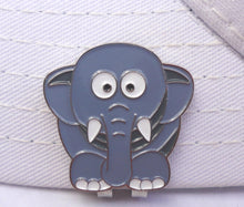 Elephant Ball Marker hat brim pic 2