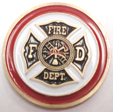 Fire & Police Department Double Sided Ball Marker product pic 2