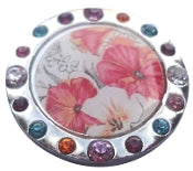Floral Watercolor Crystal Ball Marker product pic 1