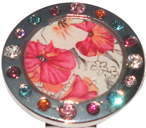 Floral Watercolor Crystal Ball Marker product pic 3