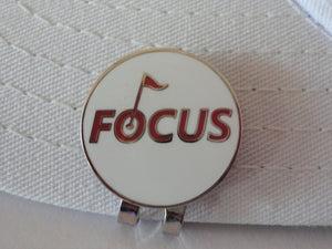 Focus with Flag