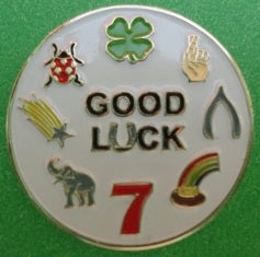Good Luck Ball Marker product pic 3