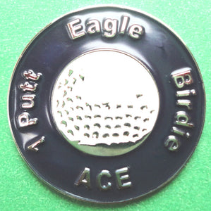 Great Expectations Navy Blue Ball Marker product pic 3