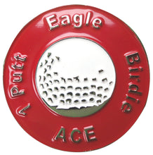 Great Expectations Red Ball Marker main pic