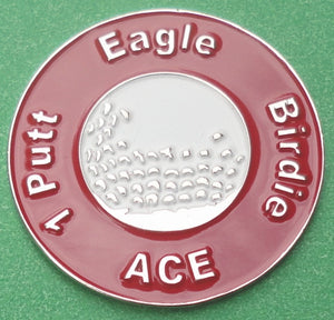 Great Expectations Red Ball Marker product pic 2