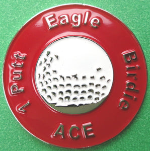 Great Expectations Red Ball Marker product pic 1