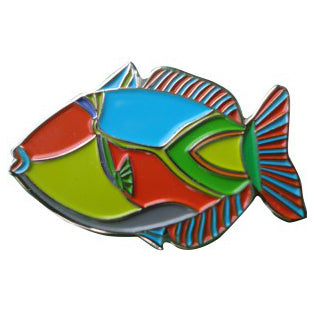 Hawaii Fish Marker Ball Marker main pic