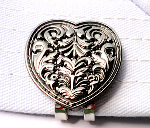 Heart with Pewter Finish