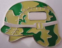 Military Helmet Ball Marker product pic