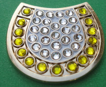 Horseshoe with Crystals Ball Marker product pic 4