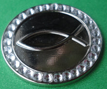 Infinity Fish with Crystals Ball Marker product pic 4