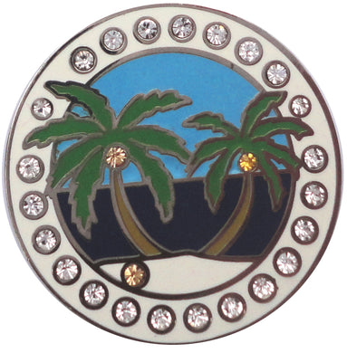 Island Paradise w/ Crystals Ball Marker product pic 2