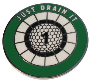 JUST DRAIN IT Ball Marker product pic 4