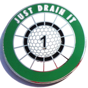 JUST DRAIN IT Ball Marker product pic 5