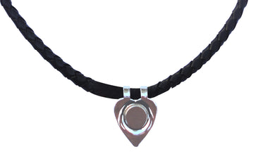 Fashion Necklace with Heart Shaped Magnet