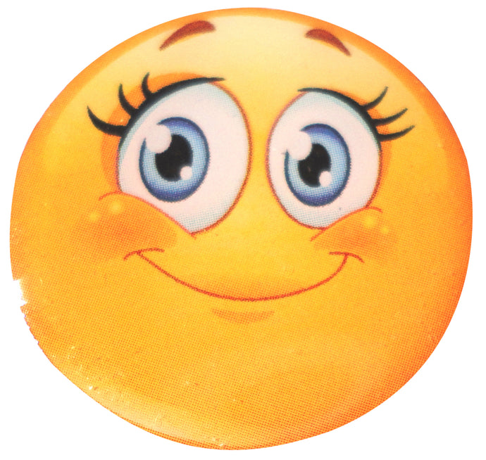 Lashes Emoji Ball Marker