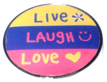 Live Laugh Love Ball Marker main pic