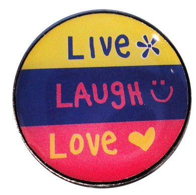Live Laugh Love Ball Marker product pic 1