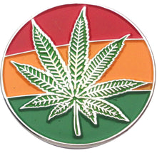 Mary Jane Rasta Ball Marker product pic 1
