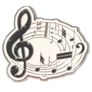 Musical Note Ball Marker main pic