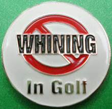 NO WHINING Ball Marker product pic 1