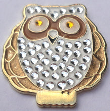 Owl w/ Crystals Ball Marker product pic 3