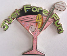Pink Martini Glass Ball Marker product pic 3