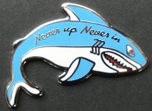 Blue & White Shark Marker product pic 1